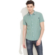 Pepe Jeans London Men's Striped Casual Shirt