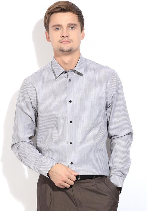 Striped Formal Shirt